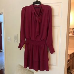 Beautiful plum/magenta dress